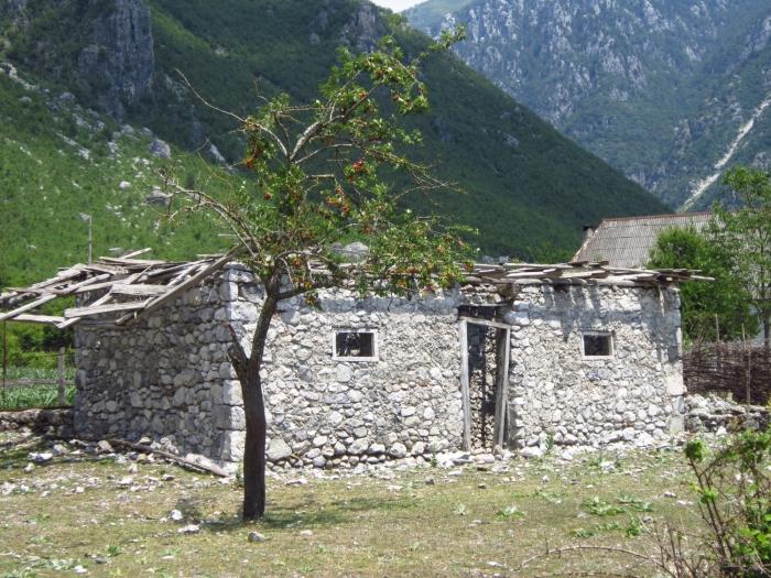 albania blog haus