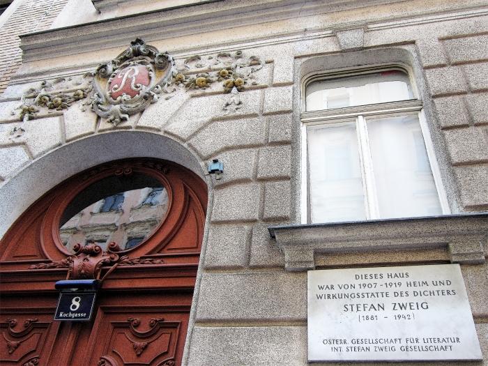 Stefan Zweig Haus